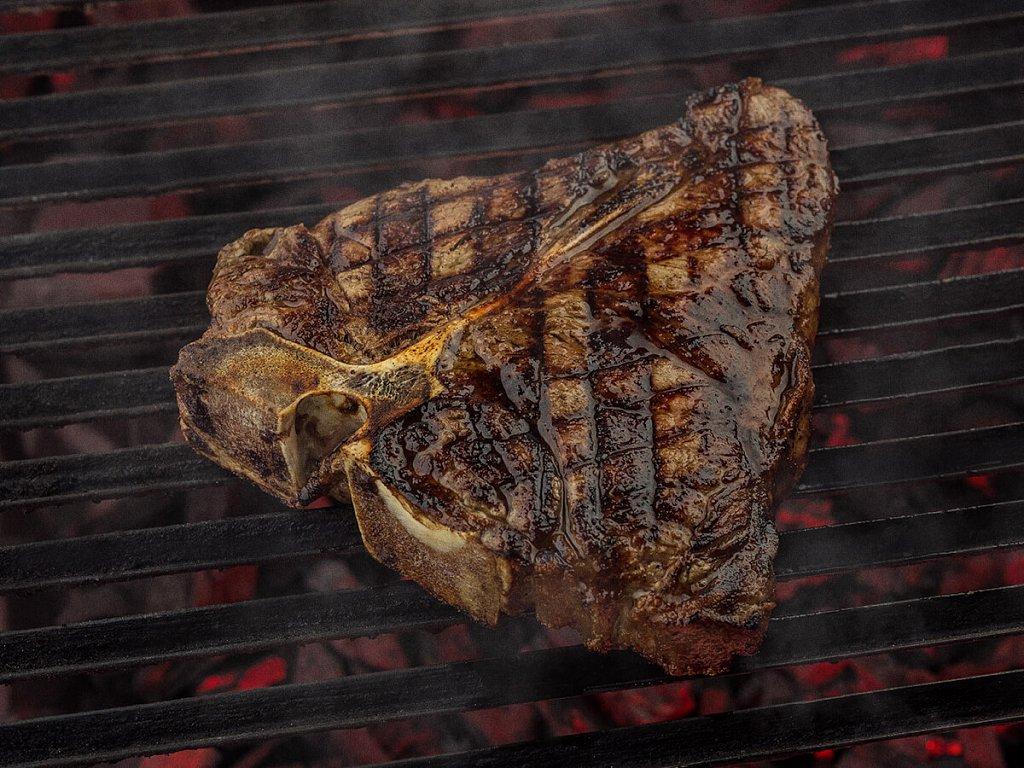 Beef, Meat & Wine